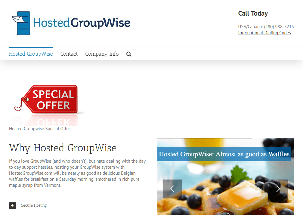 SEO and Marketing for HOSTEDGROUPWISE.COM